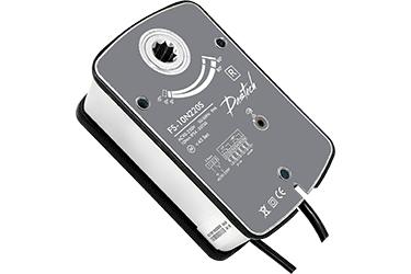 Электроприводы Dastech FS клапанов дымоудаления