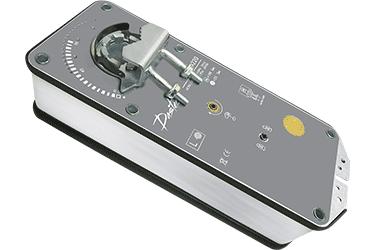 Электроприводы Dastech AR вентиляционных клапанов
