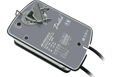 Приводы Dastech AR-05N 5Нм с возвратной пружиной